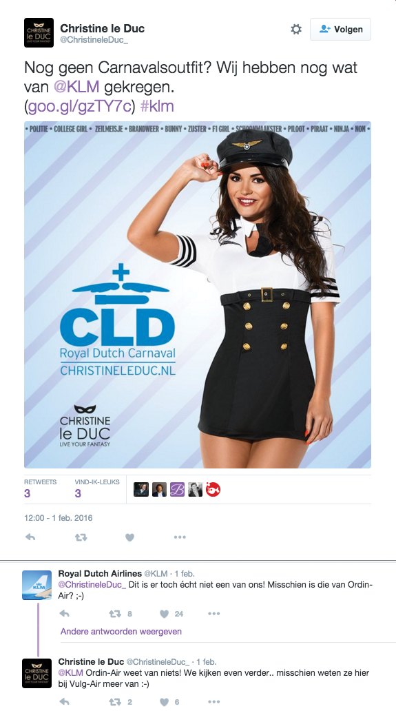 KLM CLD